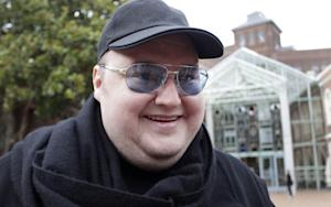 Kim Dotcom Does His Best Dr. Evil, Promises World-Changing MegaUpload