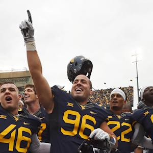 Big 12 Big Plays: Baylor Stunned By West Virginia Defense