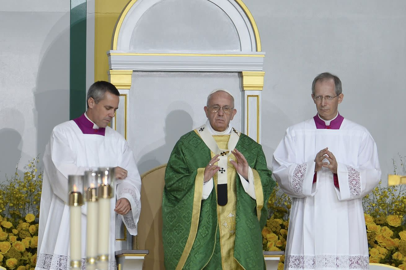 Pope Francis wants to heal a 1,000-year rift between the Catholic and Eastern Orthodox churches