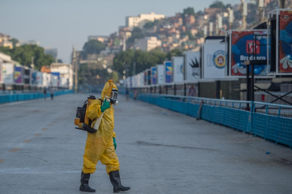 Brazil confirms third Zika-linked death