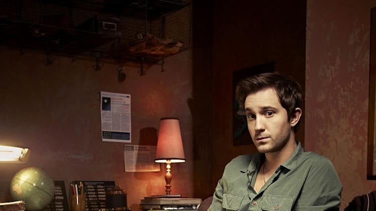 "Sam Huntington stars as Josh in ""Being Human."""