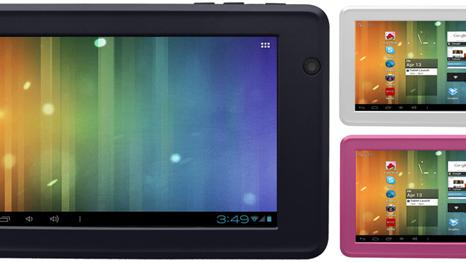 $150 Ice Cream Sandwich-powered tablet takes aim at Kindle Fire