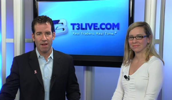 Scott Redler, the Chief Strategist for T3Live.com, and Lindsey Bell of TheStreet talk about how the market is reacting to news from Italy and China and how transports seem to be leading the Dow.