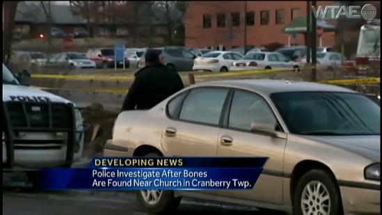 Human remains found in Cranberry