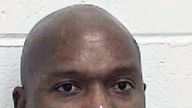 FILE - This undated file photo provided by the Georgia Department of Corrections shows convicted murderer Warren Lee Hill. The Georgia death row inmate who has come within hours of execution three times is once again scheduled for execution this week (AP Photo/Georgia Dept. of Corrections, File)