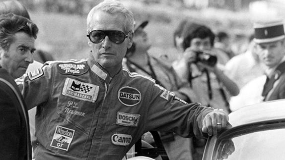 Mario Andretti: Paul Newman was a real prankster