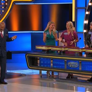 Watch Steve Harvey Get Serenaded on 'This Week in Game Shows'