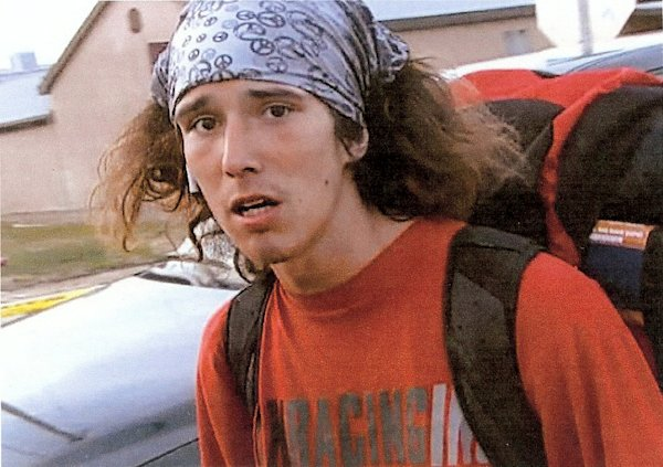'Hatchet hitchhiker' arrested in NJ homicide - Yahoo! News
