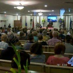 Nearly 1,000 Strangers Attend Homeless Veteran's Funeral In Oklahoma City