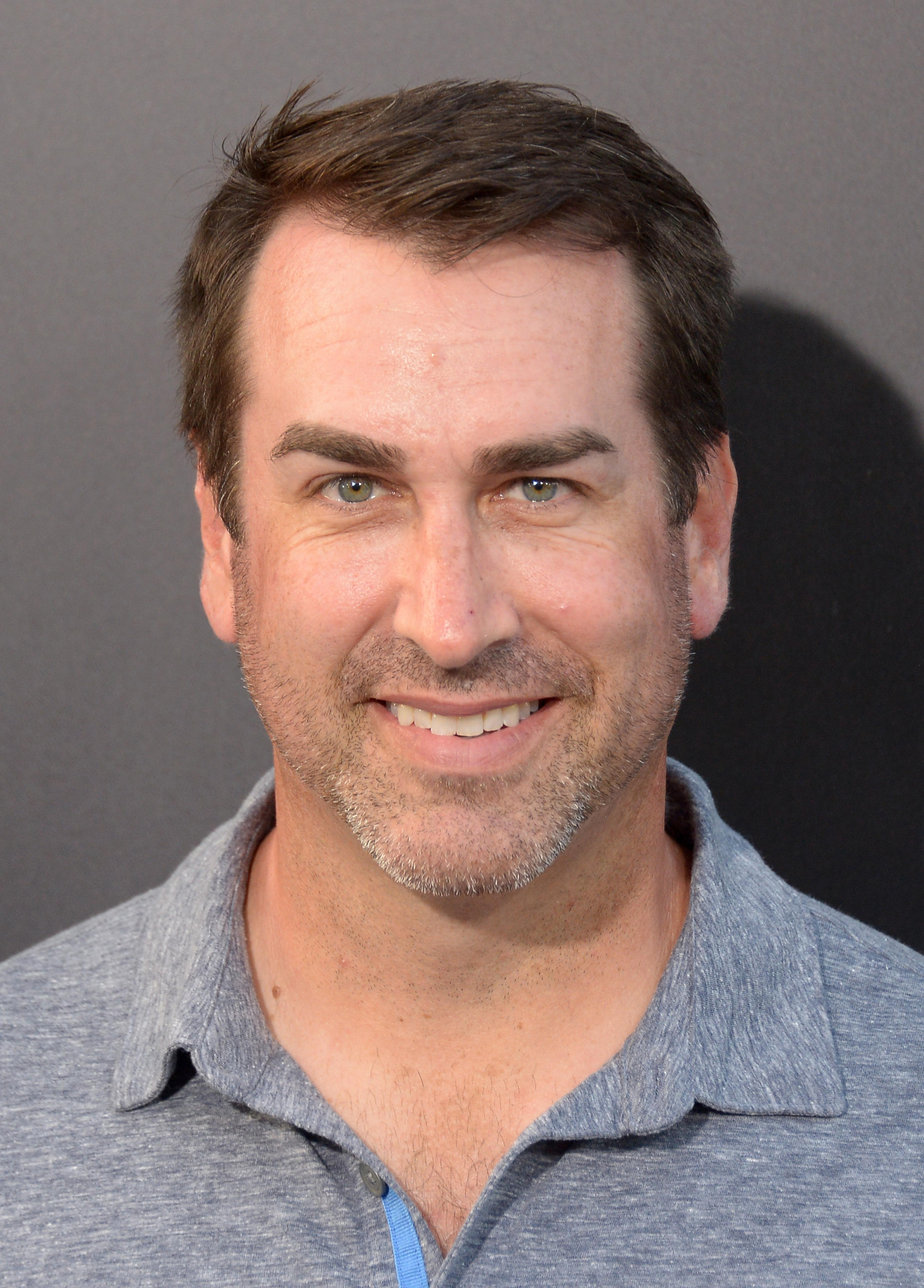 Rob Riggle segues into the serious on 'Midnight Sun'