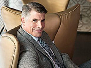 Actor Bryan Batt, best known for his role as Sal Romano on 'Mad Men'.