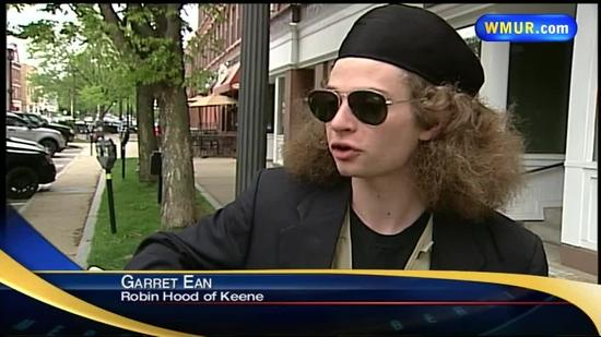 Lawsuit filed against Keene 'Robin Hoods'