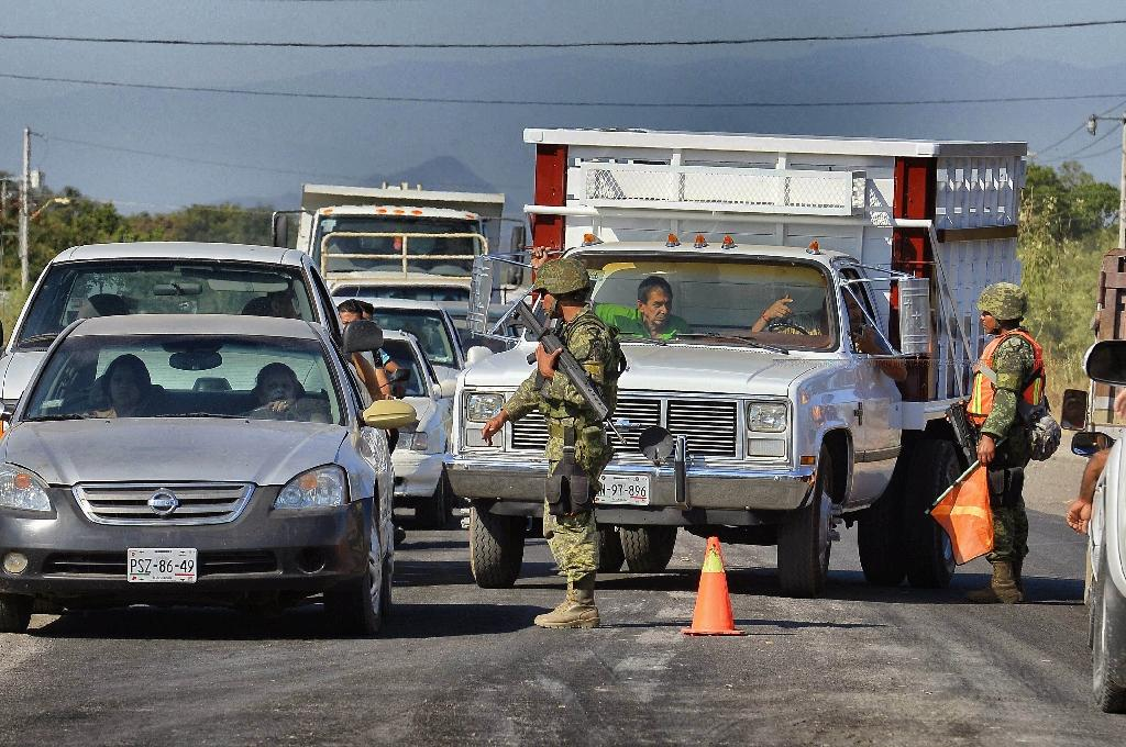 Mexican police massacred civilians in January: report