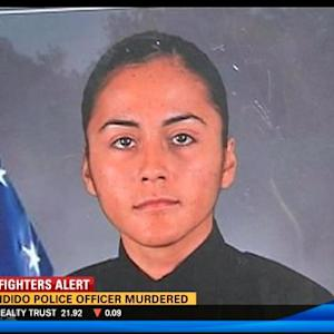 Escondido police officer murdered