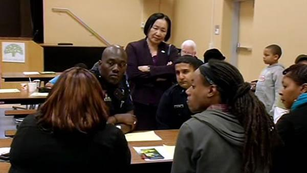 Crime problems, solutions discussed in Oakland