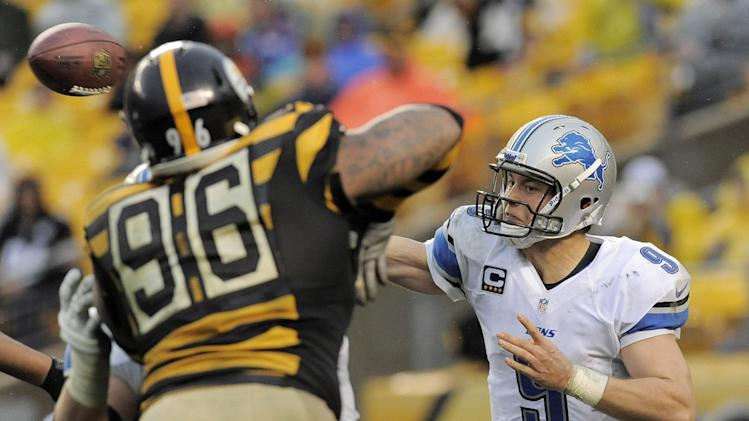 Stafford tries to shake off loss to Steelers