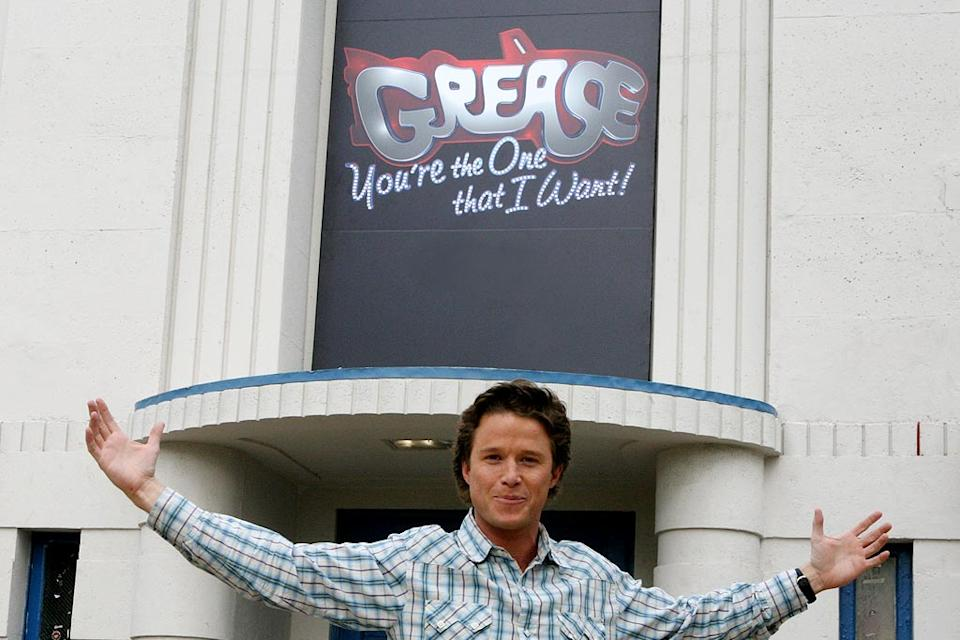 Billy Bush hosts Grease: You're The One That I Want on NBC.