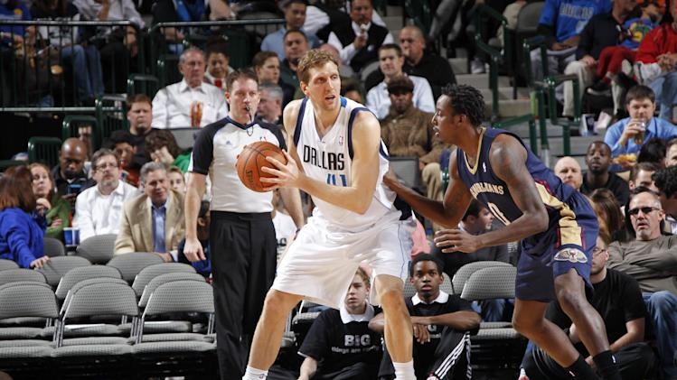 Mavs top Pelicans 108-89 after Davis injury