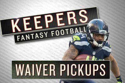 NFL Week 12 fantasy football waiver wire targets