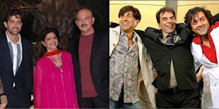 Bollywood&amp;#39;s First Families