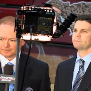 Behind the Scenes of a CBS Sports Network Broadcast