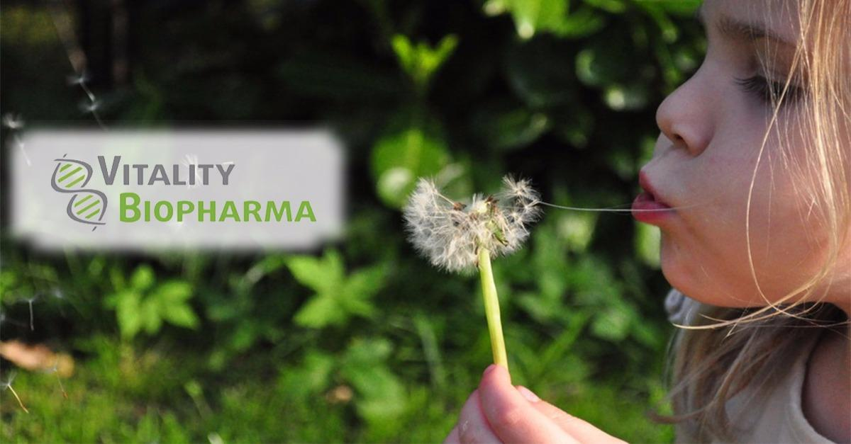 Invest with Vitality and become part of the cure!