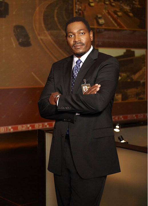 "Mykelti Williamson stars as Brian Hastings in ""24."""