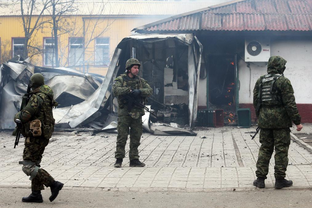 More than nine months of bloodshed in Ukraine