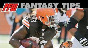 Week Nine fantasy tips: RBs