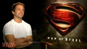 'Man of Steel': Zack Snyder on Rebooting Superman, Planning a Sequel (Video)