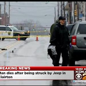 1 Dead In Clairton Pedestrian Accident
