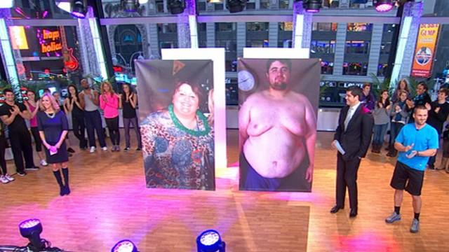 Extreme Weight-Loss Success Stories