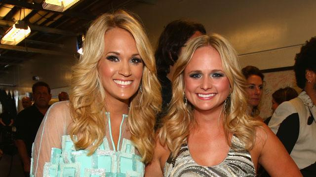 Carrie & Miranda Win Big at CMT Awards