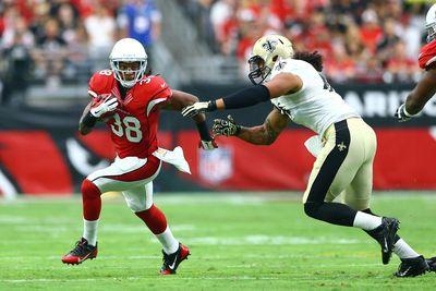 Andre Ellington injury update: Chris Johnson could have fantasy value again