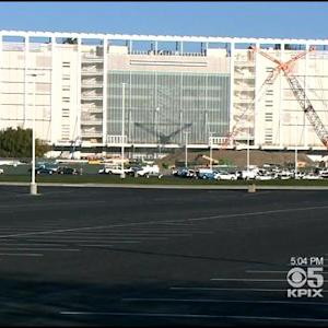 Parking Shortage May Turn Out Lights On Monday Night Football At Levi's Stadium