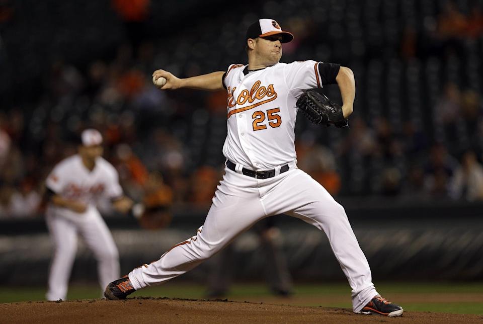 Orioles hit 4 HRs in 9-5 win over Blue Jays