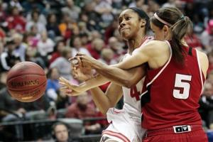 No. 24 Nebraska women top No. 14 Ohio State 77-62