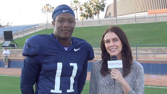 Cats Confidential with Evyn Murray: Will Parks