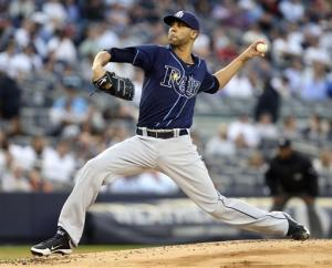 Price Ks A-Rod with bases loaded, Rays beat Yanks