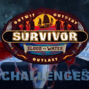 Survivor: Blood vs. Water - Behind-the-Scenes Challenge Preview: 'Ram-Ball On'
