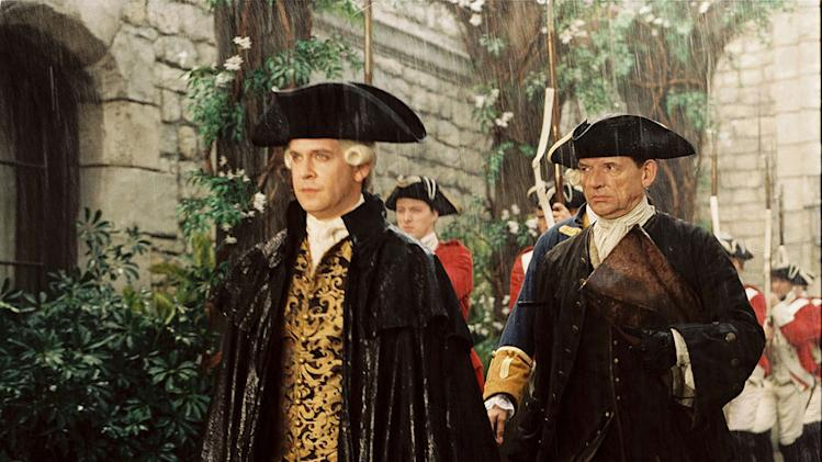 Pirates of the Caribbean Dead Man's Chest 2006 Walt Disney Pictures Tom Hollander David Scholfield