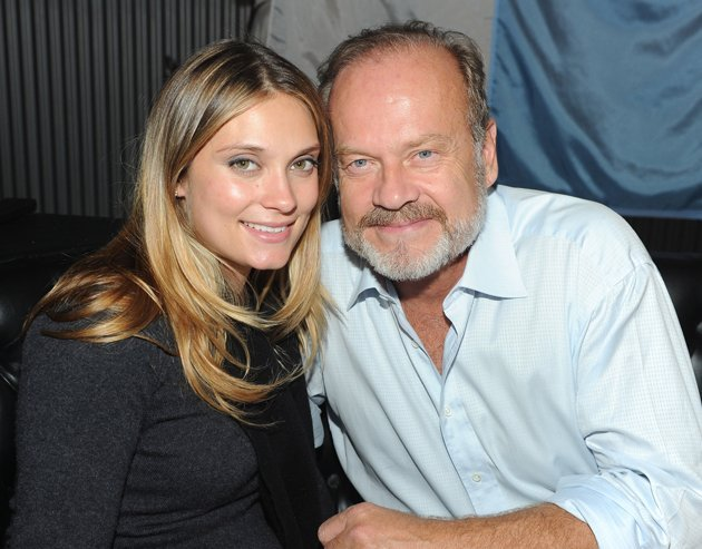 Spencer Grammer Famous Dad: Kelsey Grammer  Kelsey Grammer won four Emmys for Outstanding Lead Actor in a Comedy Series for his performance in Frasier. His daughter, Spencer Grammer, 28, enjoyed a f