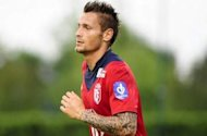 Newcastle United Gaet Mathieu Debuchy
