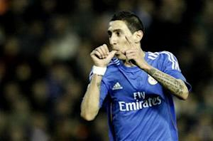 Di Maria: I haven't asked to leave Real Madrid