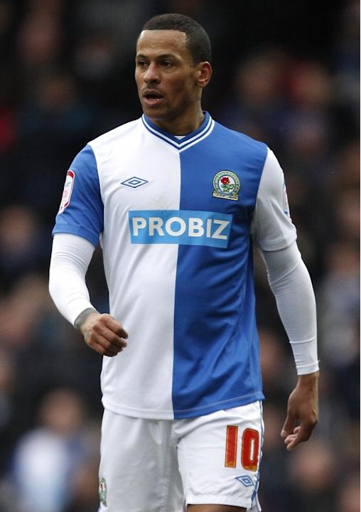 Blackburn Rovers striker DJ Campbell has been arrested by police investigating match fixing.