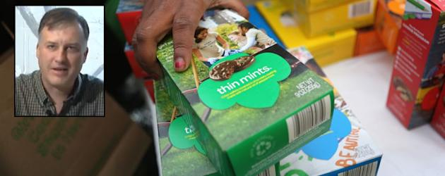 Forty-two-dollar Girl Scout cookie order could result in trial. (ABC/Thinkstock)