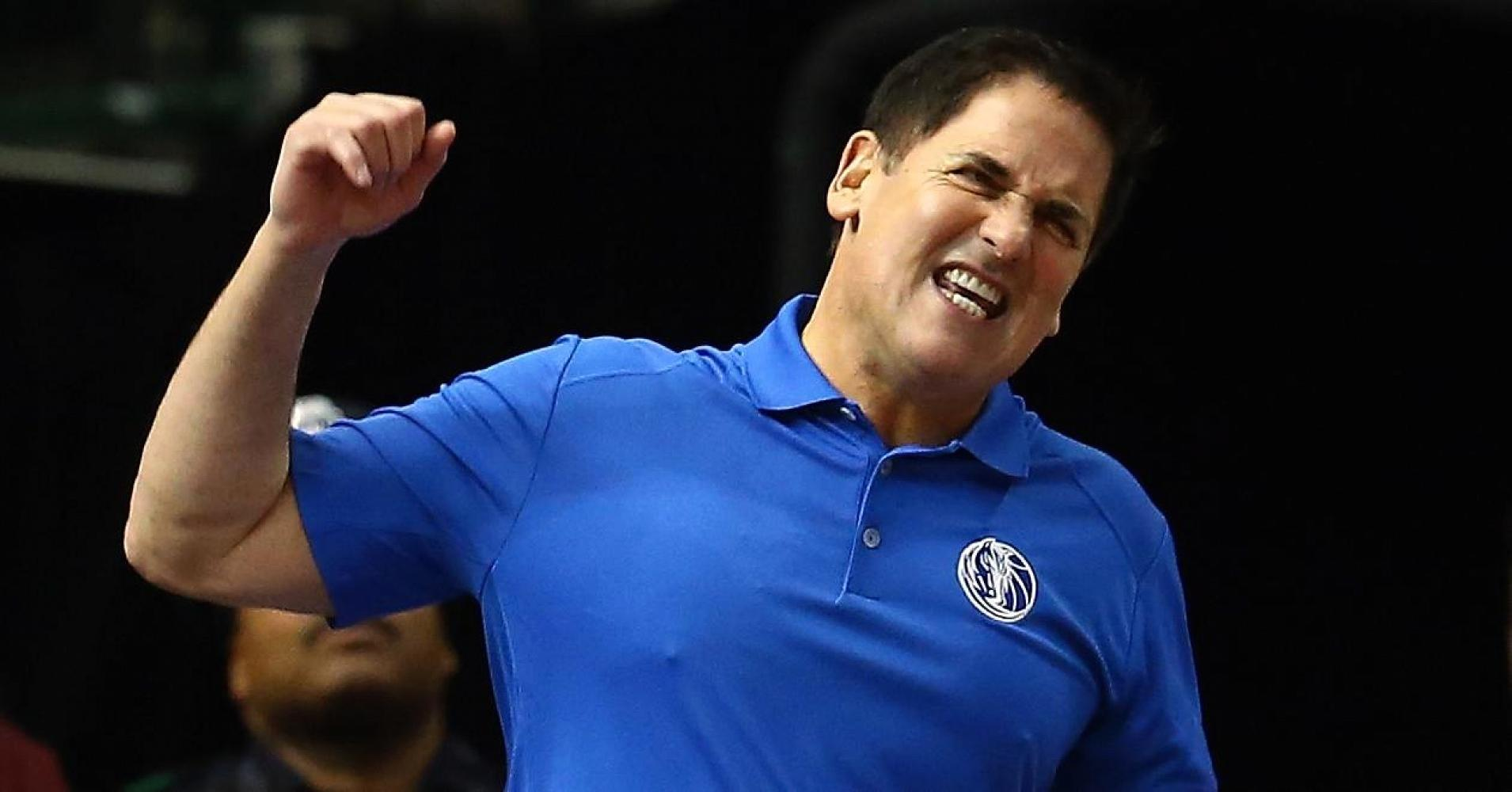 Billionaire Mark Cuban: The difference between 'F you money' and 'F everyone money'