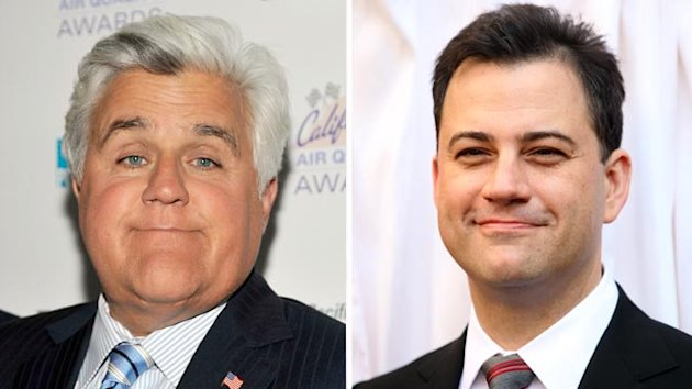Kimmel Slams Leno Again (ABC News)