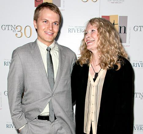 Mia Farrow Hints Frank Sinatra May Be Father to Son Ronan Farrow