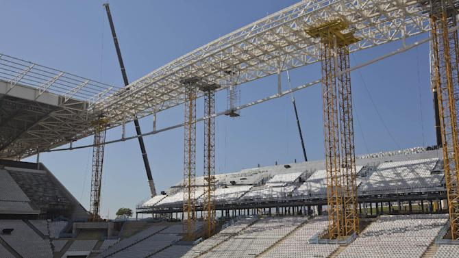 Official: Problems ignored at World Cup stadium